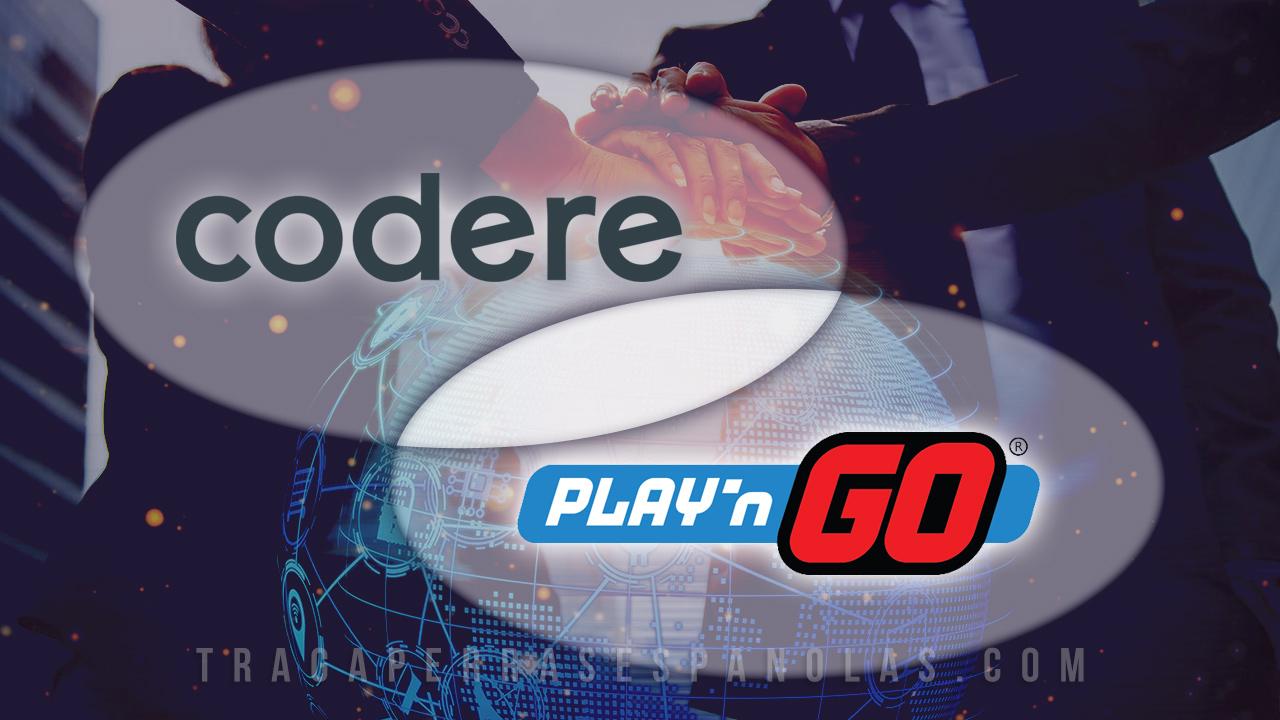 Codere & Play'n Go