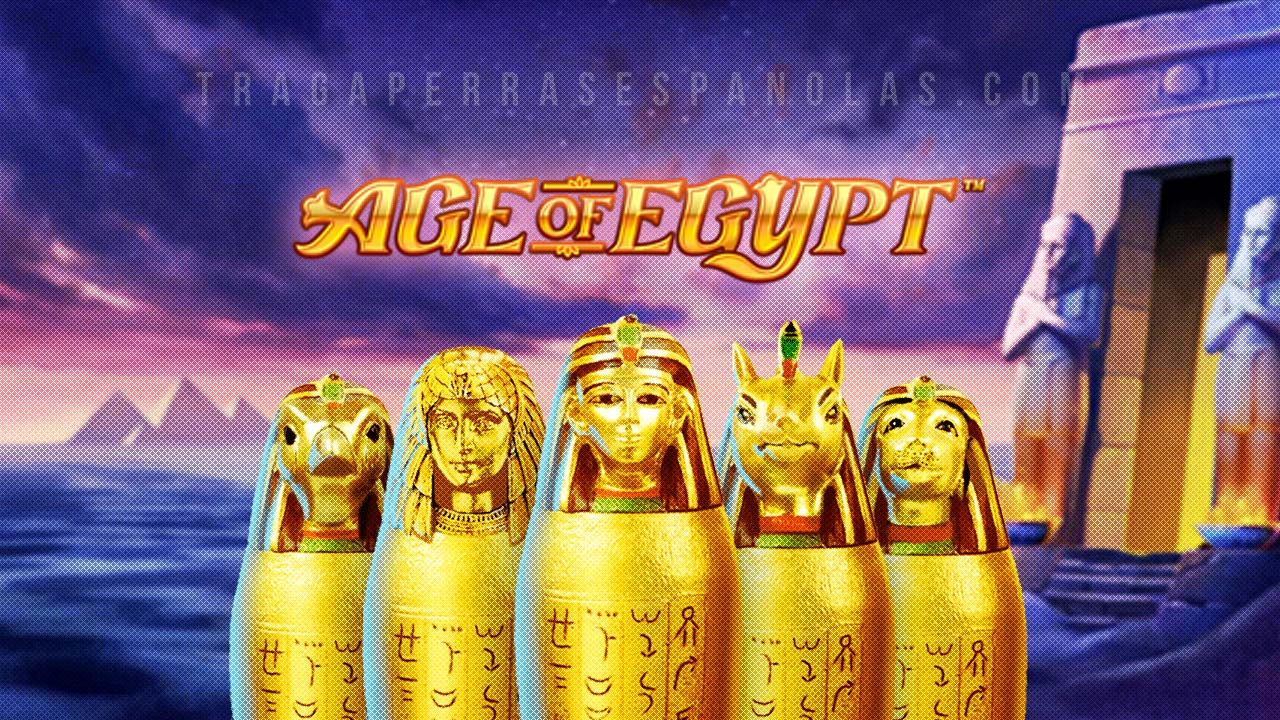 Age of Egypt game image