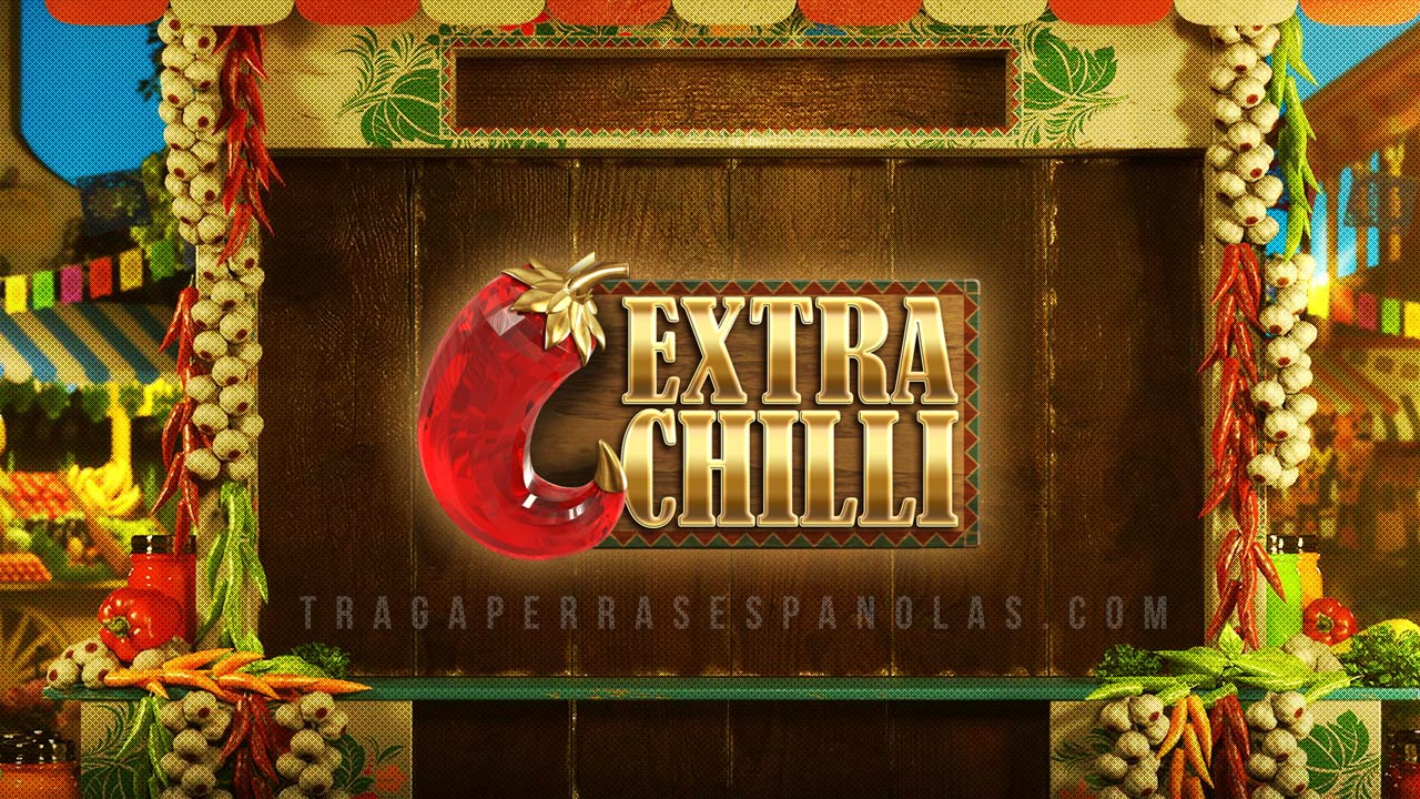 Extra chilli slot