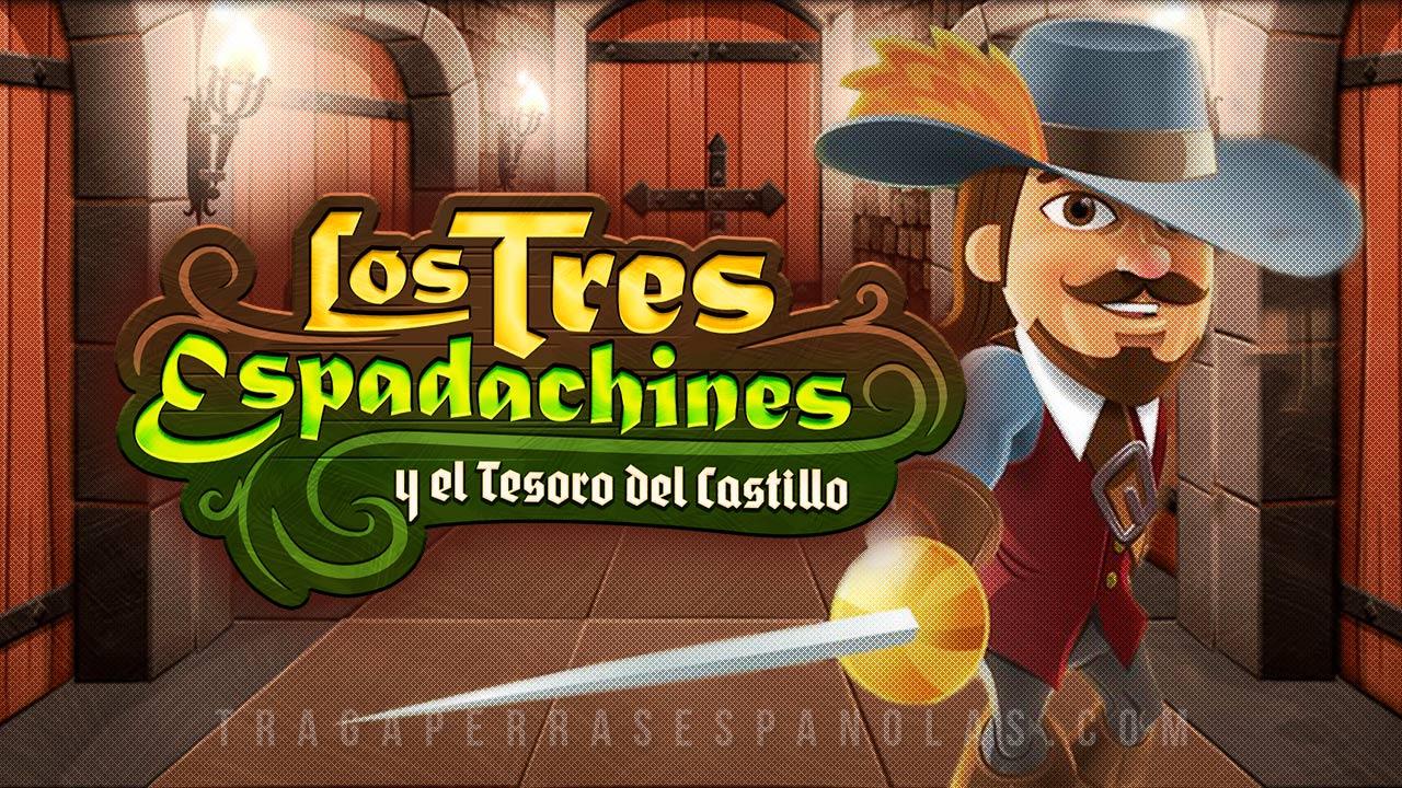 Los Tres Espadachines y el Tesoro del Castillo slot